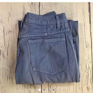 Vintage Purple high waist jeans size 8 mom jeans
